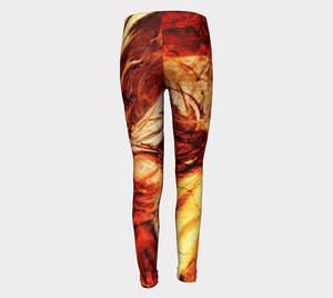 Angel by Giovanni Boldini #BeArtCurious Youth Leggings