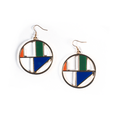Load image into Gallery viewer, The Bauhaus Earrings