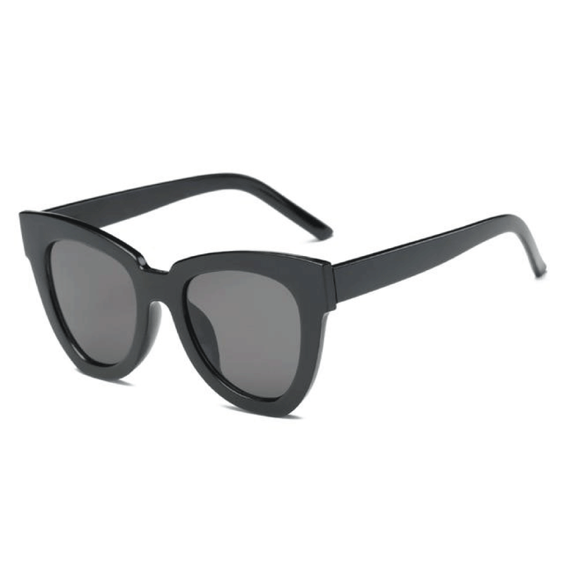 The De Sol Sunglasses Black Sunglasses Black   - Super Cool Supply Store