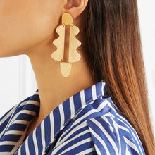 Load image into Gallery viewer, The Evermore Wave Earrings  Earrings    - Super Cool Supply Store