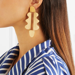 The Evermore Wave Earrings  Earrings    - Super Cool Supply Store