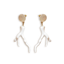 Load image into Gallery viewer, The Coral Branch Earrings