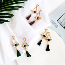The Dita Tassel Earring  Earrings    - Super Cool Supply Store