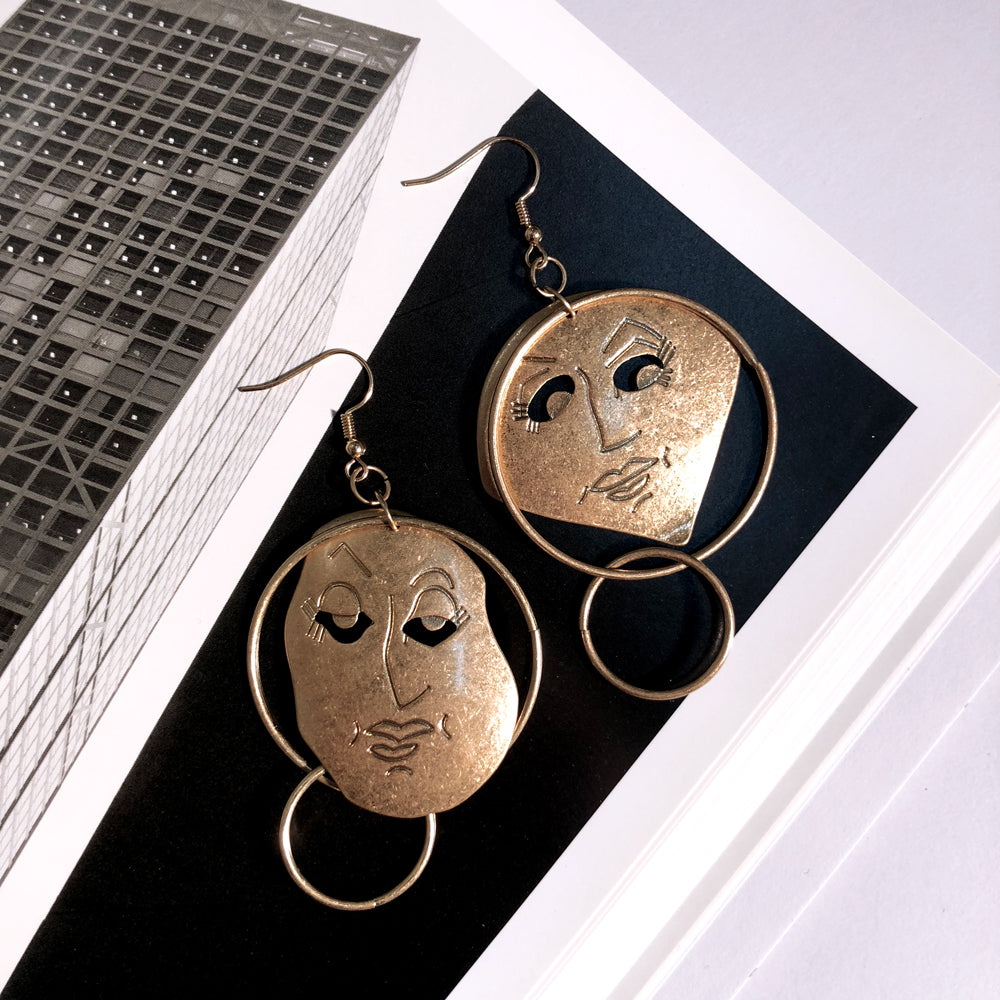 The Pablo Earrings  Earrings    - Super Cool Supply Store