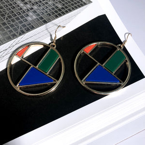 The Bauhaus Earrings  Earrings    - Super Cool Supply Store