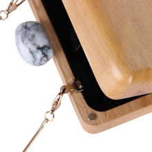 The Delaunay Wooden Clutch  Bags    - Super Cool Supply Store