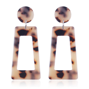 The Evermore Archway Earrings Leopard Earrings Leopard   - Super Cool Supply Store
