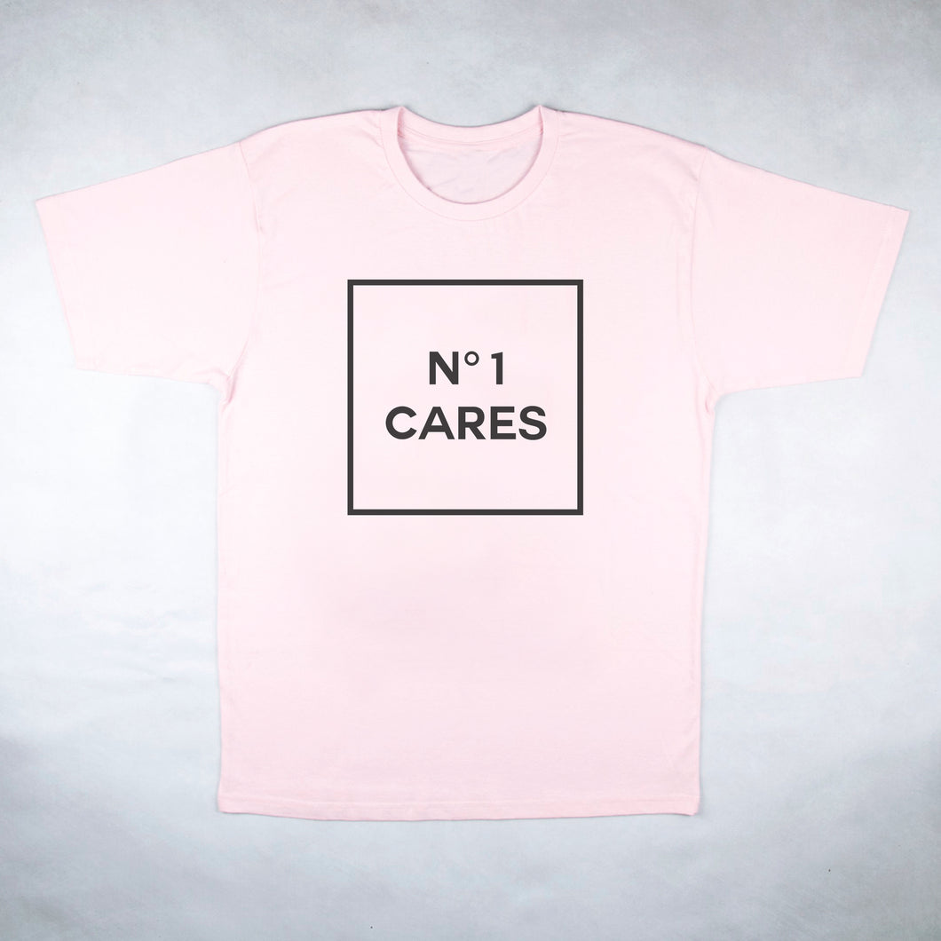 No1 Cares Tee S T-Shirts S   - Super Cool Supply Store