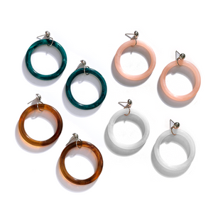 Round n' Round Earrings