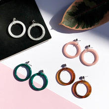 Load image into Gallery viewer, Round n' Round Earrings  Earrings    - Super Cool Supply Store