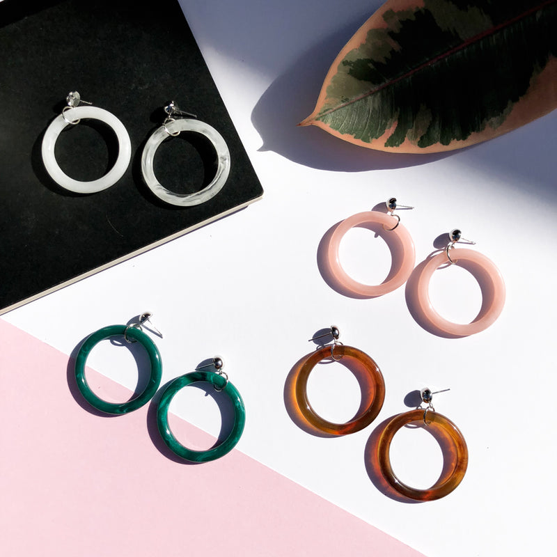 Round n' Round Earrings  Earrings    - Super Cool Supply Store