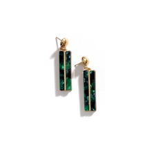 Load image into Gallery viewer, The Single Bar Earrings
