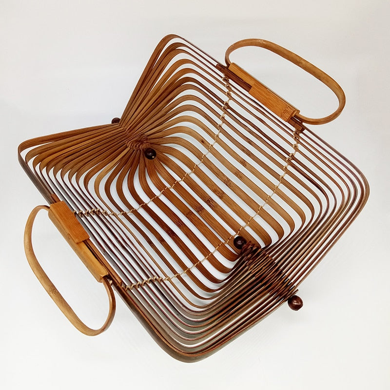 The Rockwell Bamboo Handbag