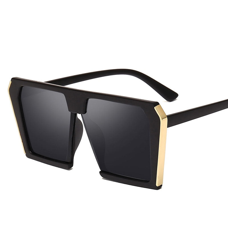 The Gold Trim Sunglasses