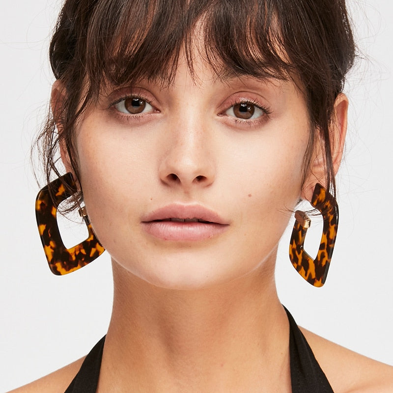 The Evermore Cee Hoop Earrings  Earrings    - Super Cool Supply Store