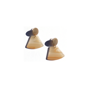 The Wedge Tail Earrings