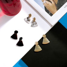 Load image into Gallery viewer, The Wedge Tail Earrings  Earrings    - Super Cool Supply Store