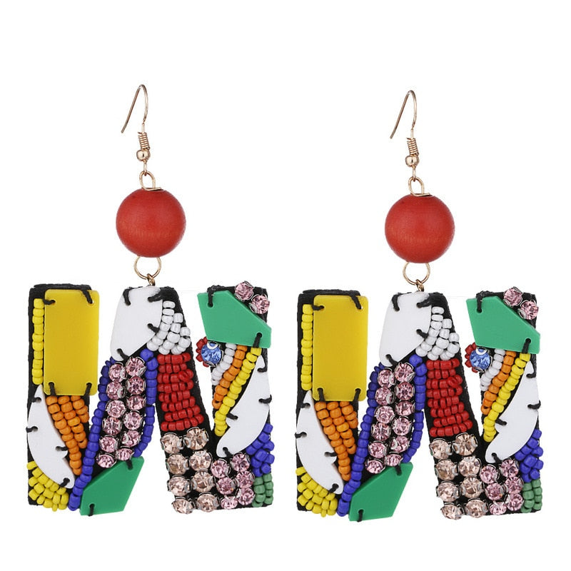 The Malakai Earrings  Earrings    - Super Cool Supply Store