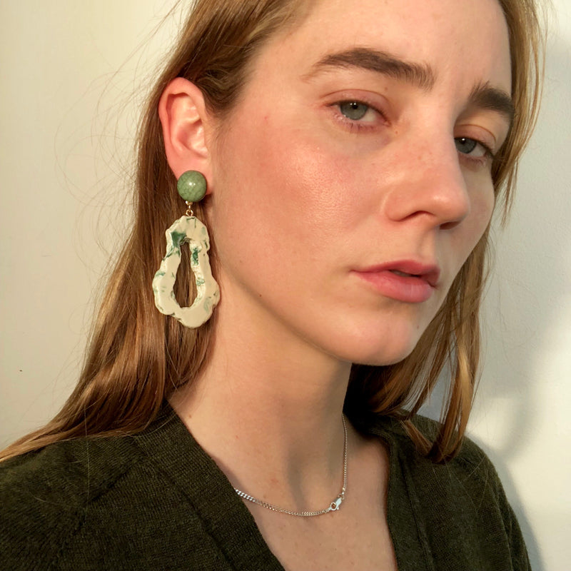 The Intersect Earrings  Earrings    - Super Cool Supply Store