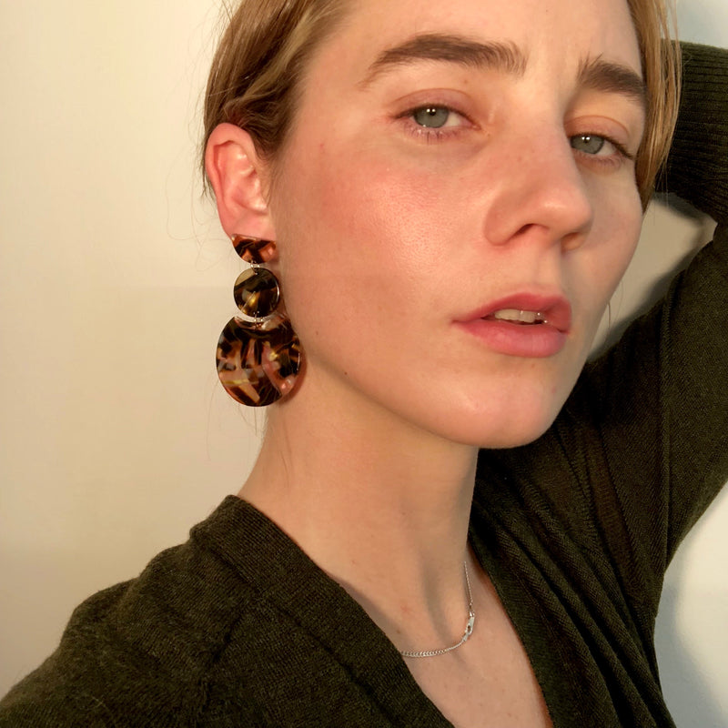The Rentara Earrings  Earrings    - Super Cool Supply Store