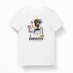 Empathy Tee by Happy Thrilmore
