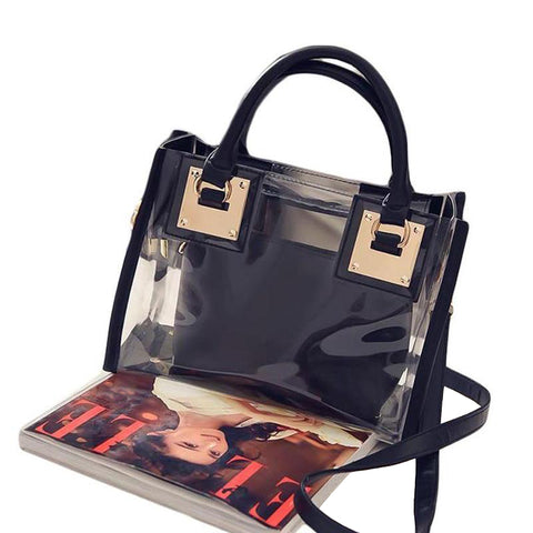 The Full Disclosure Square Tote