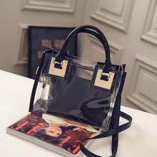 The Full Disclosure Handbag Black Bags Black   - Super Cool Supply Store