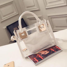 The Full Disclosure Handbag White Bags White   - Super Cool Supply Store