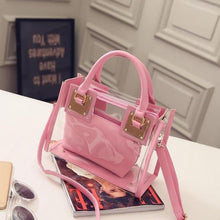 The Full Disclosure Handbag Pink Bags Pink   - Super Cool Supply Store