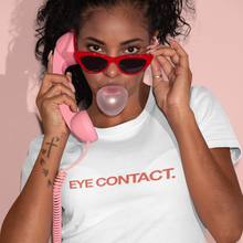 Load image into Gallery viewer, Eye Contact Unisex Tee