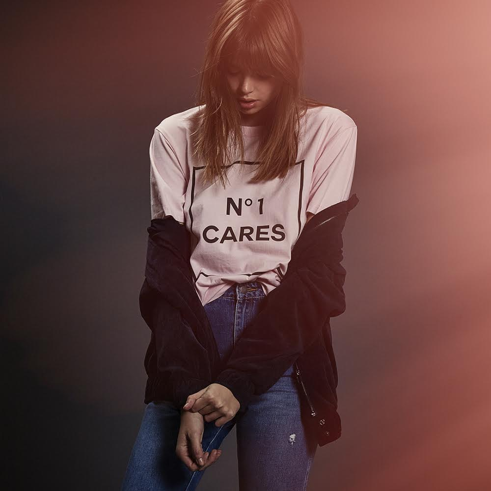No1 Cares Tee  T-Shirts    - Super Cool Supply Store