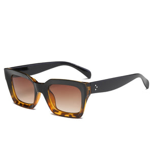The Oblong Sunglasses Black and Tortoise Frame Sunglasses Black and Tortoise Frame   - Super Cool Supply Store