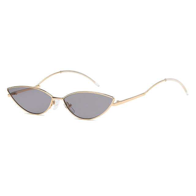 The Imprint Sunglasses Gold Frame Black Lens Sunglasses Gold Frame Black Lens   - Super Cool Supply Store