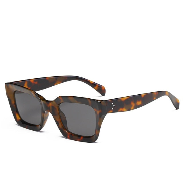 The Oblong Sunglasses Tortoise Frame Sunglasses Tortoise Frame   - Super Cool Supply Store