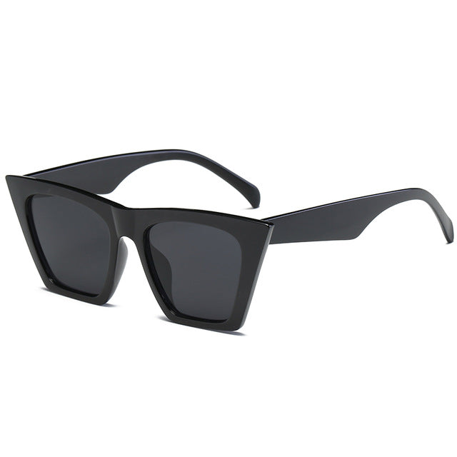 The Circa Sunglasses Black Sunglasses Black   - Super Cool Supply Store