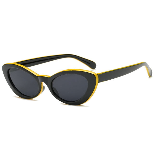 The Terrestrial Sunglasses Black Yellow Sunglasses Black Yellow   - Super Cool Supply Store