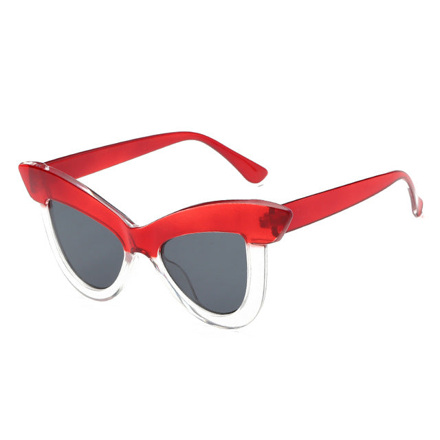 The Epica Singlasses Red Sunglasses Red   - Super Cool Supply Store