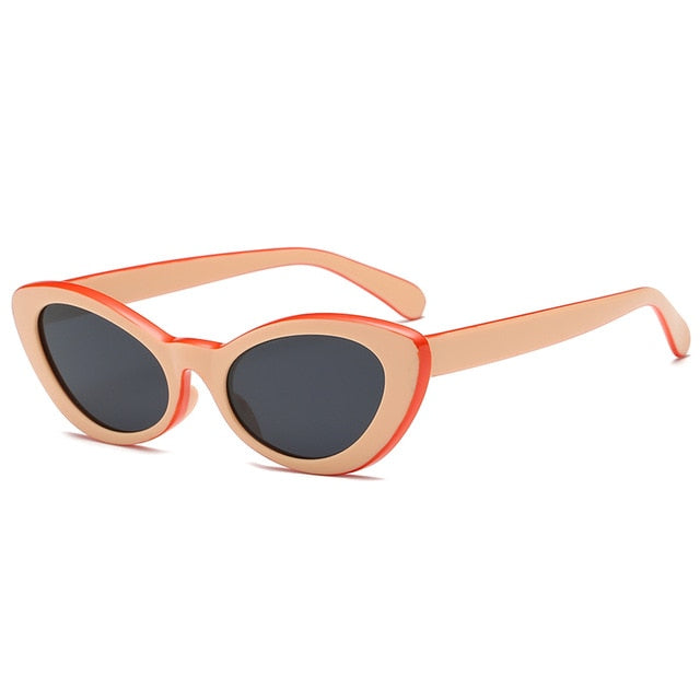 The Terrestrial Sunglasses Beige Orange Sunglasses Beige Orange   - Super Cool Supply Store