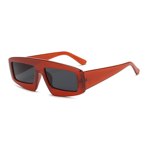 The Super Chunk Sunglasses Red Sunglasses Red   - Super Cool Supply Store