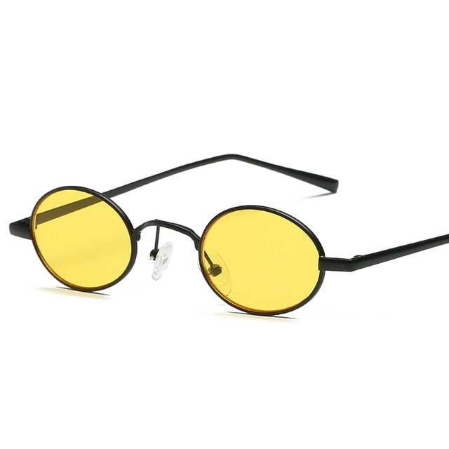 The Ariah Sunglasses Yellow Lens Sunglasses Yellow Lens   - Super Cool Supply Store