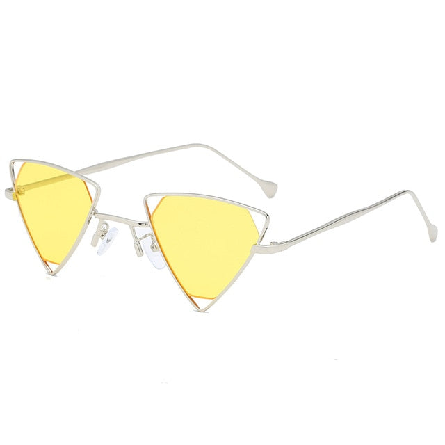 The Tristar Sunglasses Yellow Sunglasses Yellow   - Super Cool Supply Store