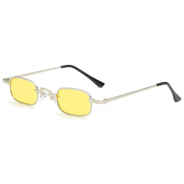 The Cyber Sunglasses Yellow Sunglasses Yellow   - Super Cool Supply Store