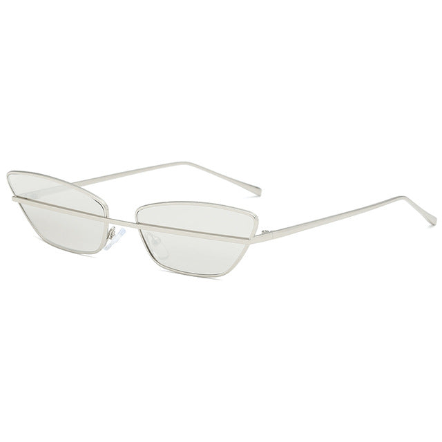 The Liner Sunglasses Silver Sunglasses Silver   - Super Cool Supply Store