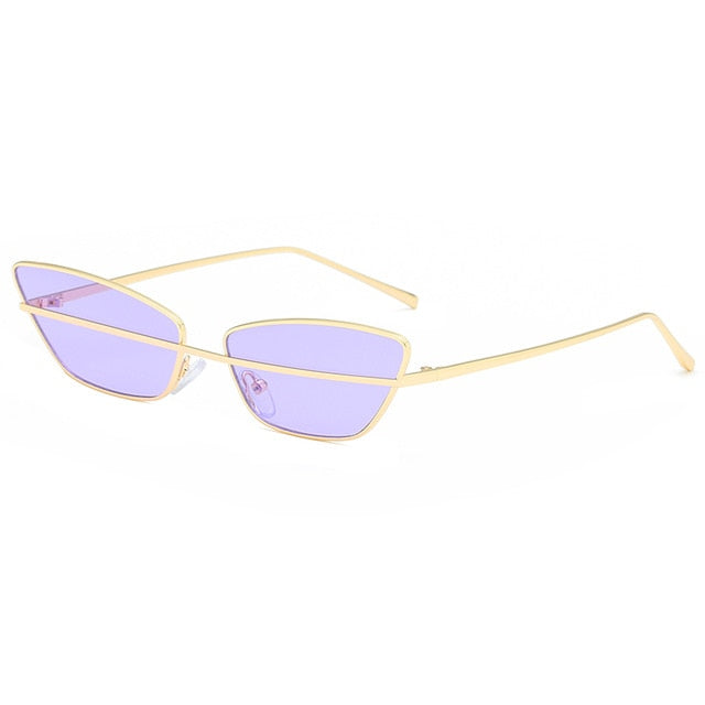 The Liner Sunglasses Purple Sunglasses Purple   - Super Cool Supply Store