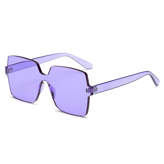 The Vegas Sunglasses Purple Sunglasses Purple   - Super Cool Supply Store