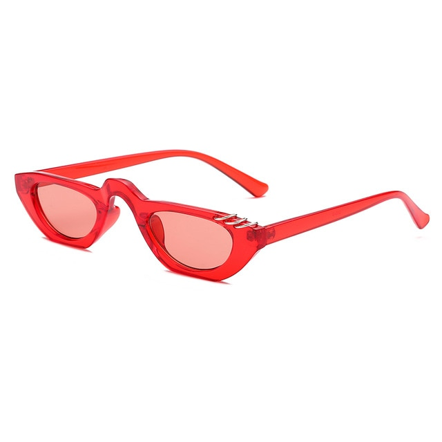 The Peri Sunglasses Red Sunglasses Red   - Super Cool Supply Store