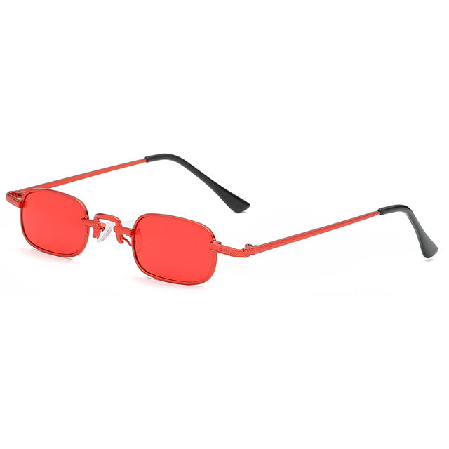 The Cyber Sunglasses Red Sunglasses Red   - Super Cool Supply Store