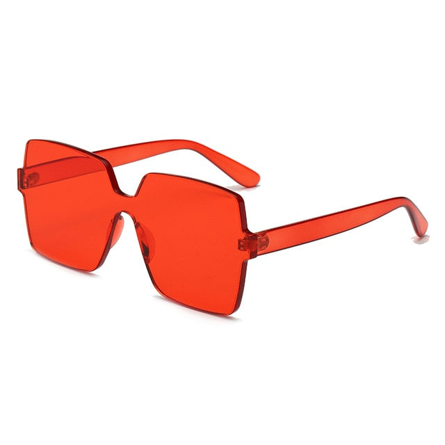 The Vegas Sunglasses Red Sunglasses Red   - Super Cool Supply Store