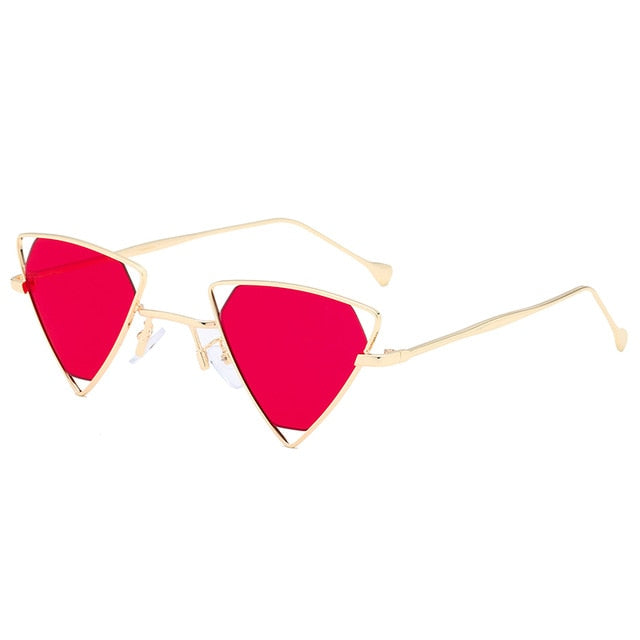 The Tristar Sunglasses Red Sunglasses Red   - Super Cool Supply Store