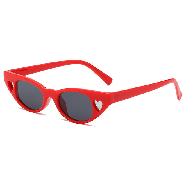 The Love Love Sunglasses Red Sunglasses Red   - Super Cool Supply Store